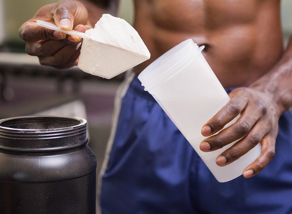 Why Your Post-Workout Protein Shake Is Causing Stomach Pain
