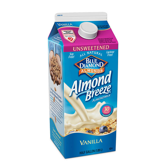 How Many Almonds Are Actually In Your Almond Milk?