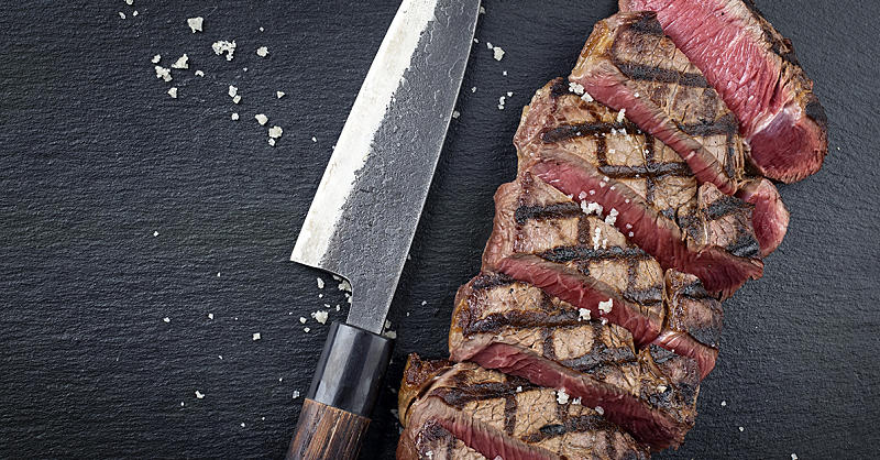 The Healthy Guide to Buying, Cooking, and Eating Bison