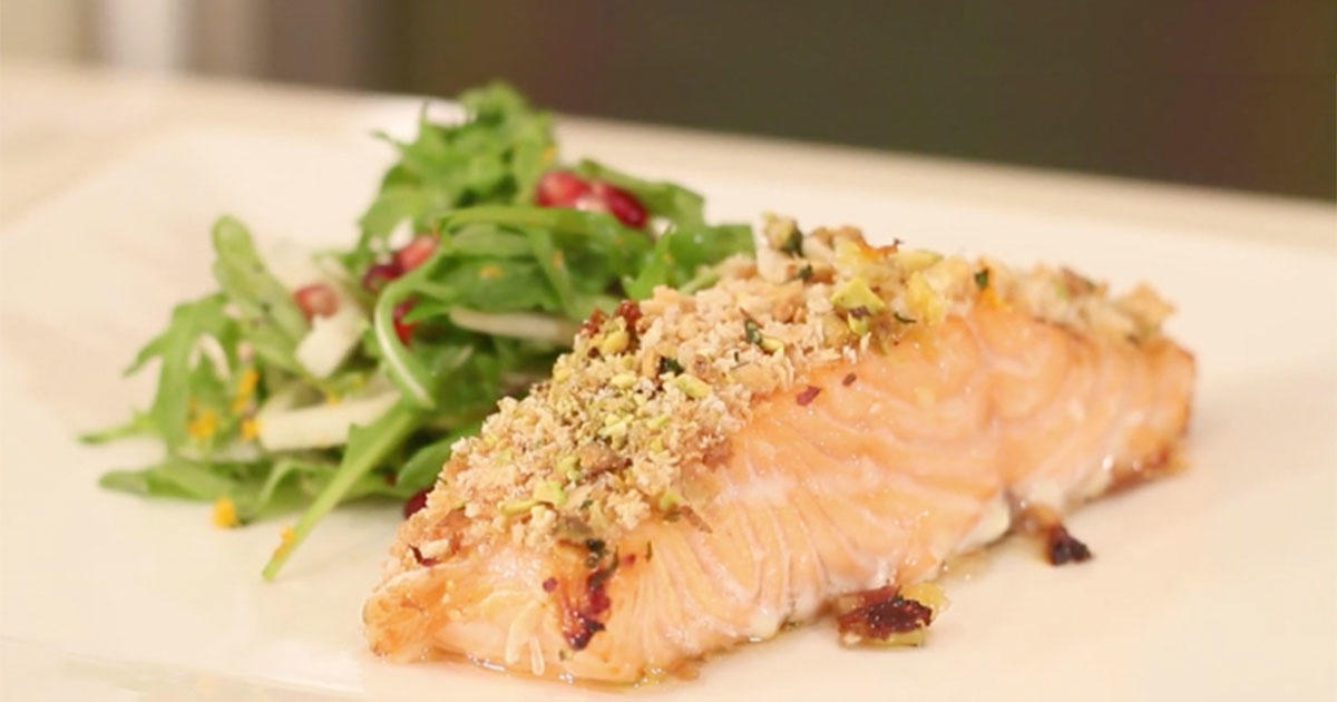 The Healthy Honey Salmon Recipe You'll Crave for Dinner Every Night