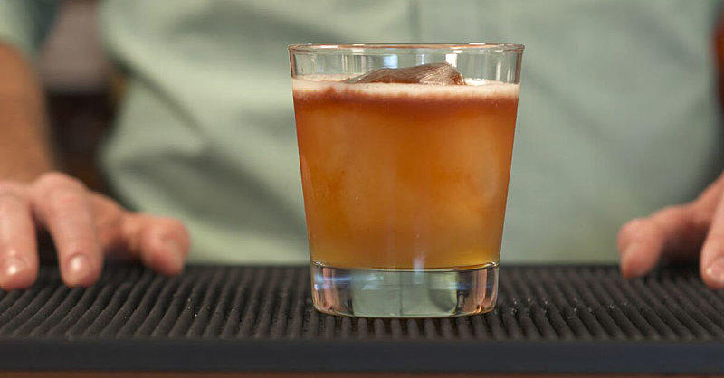 This Cozy Copper Rush Cocktail Will Warm You Up From the Inside Out