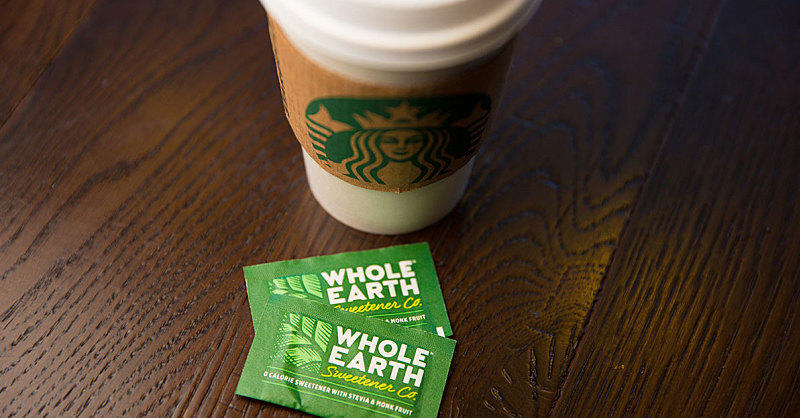 You Can Now Get Your Stevia Fix at Starbucks