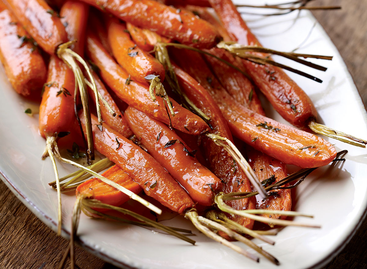 A Simple, Delicious Roasted Carrots Recipe