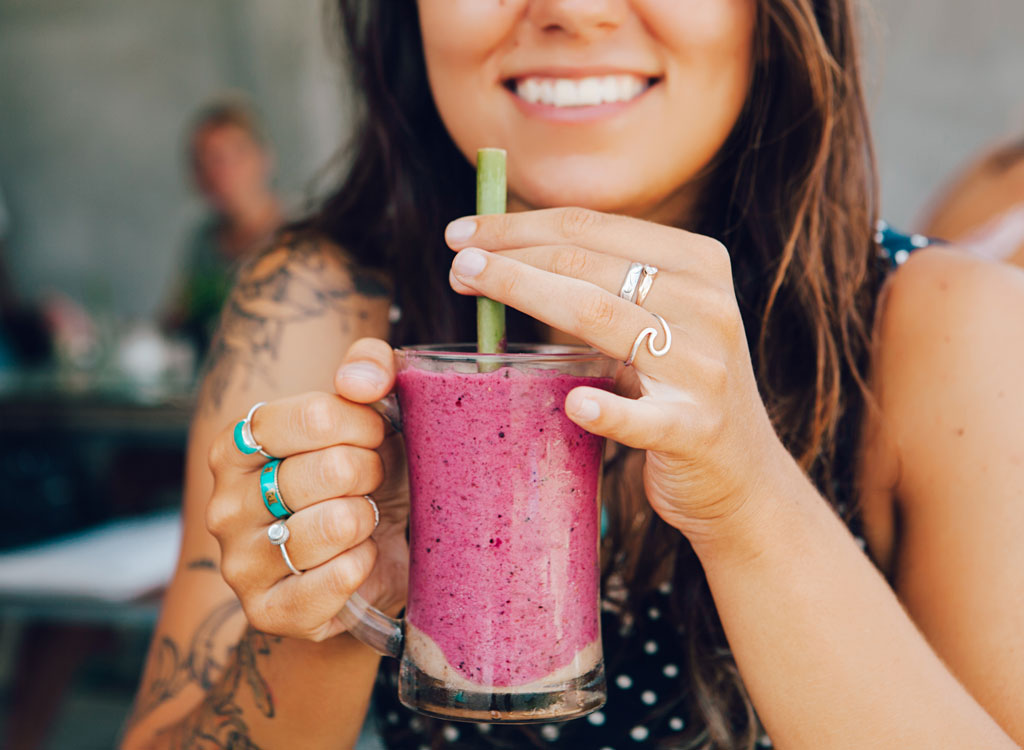10 Reasons to Drink a Smoothie Every Day