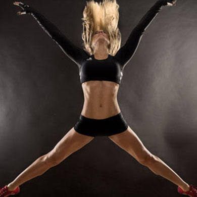 12-Minutes to Flat, Sexy Abs