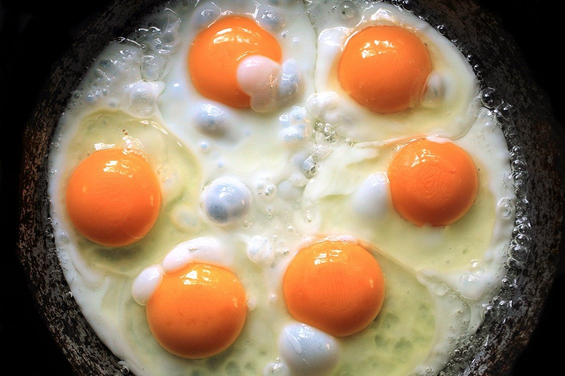 15 Things That Happen to Your Body When You Eat Eggs