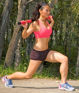Know Your Basics: How to Do a Lunge