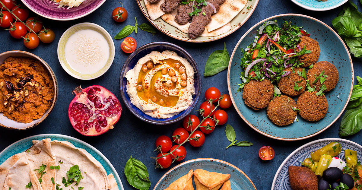 7 Healthy Ways to Bring Middle Eastern Cooking Into Your Kitchen