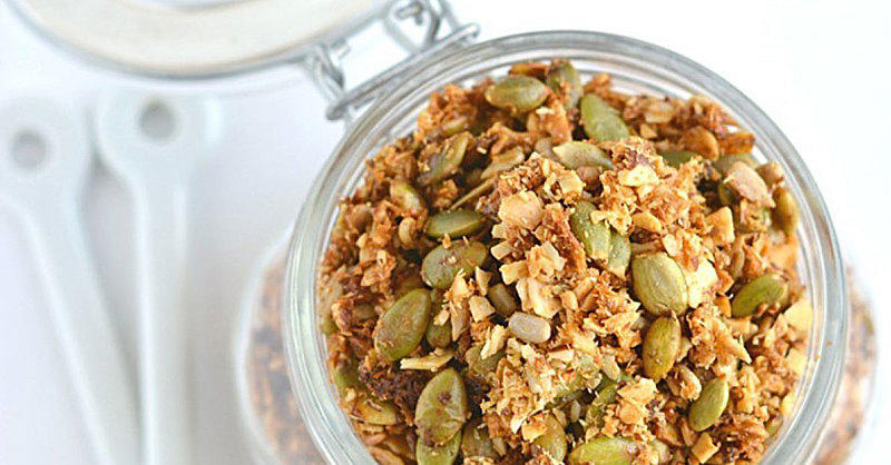This Gluten-Free Granola Recipe Will Make You Forget Store-Bought Brands Exist