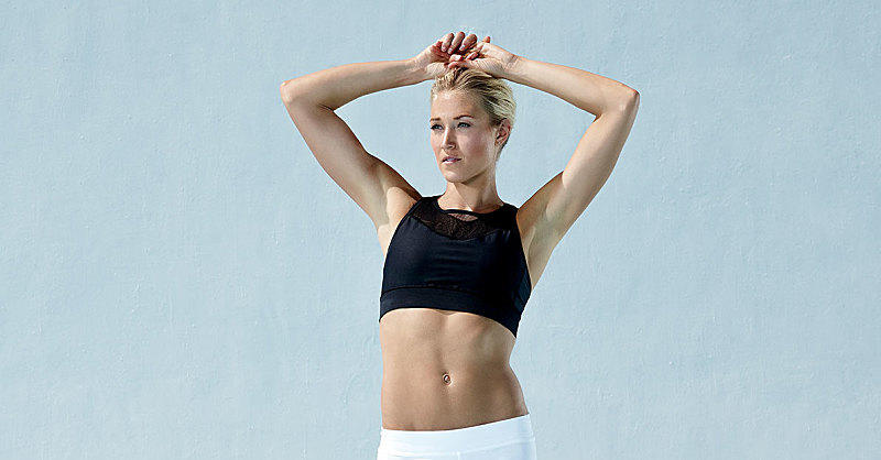 4 Simple Steps for Flat Abs