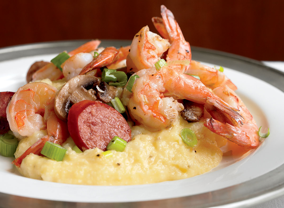 Southern-Style Shrimp and Grits Recipe