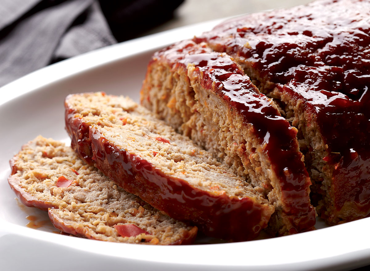 A Turkey Meatloaf Recipe Better Than Any From Your Childhood
