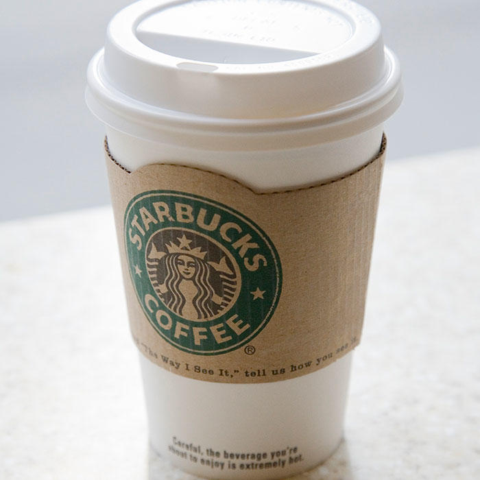 Why We're Saying No to Starbucks Delivery