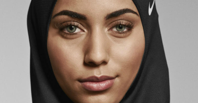 Nike Becomes the First Sportswear Giant to Make a Performance Hijab