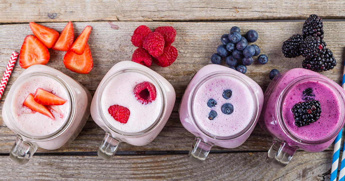 12 Smoothie Swaps for People Who Hate Bananas
