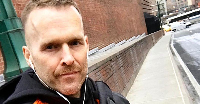 Bob Harper Reveals That He Survived His Heart Attack Because of This Lucky Coincidence