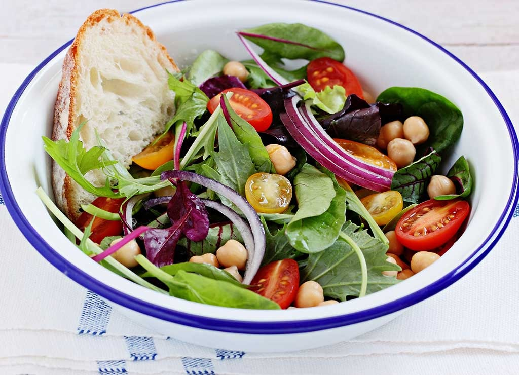 12 Easy Ingredients for the World's Healthiest Salad