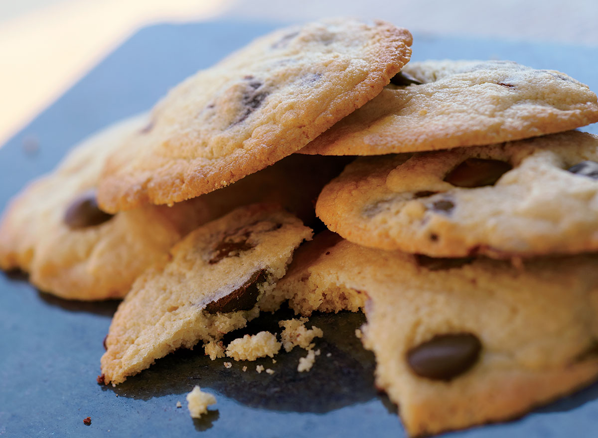 The Only Chocolate Chip Cookie Recipe You'll Want to Bake