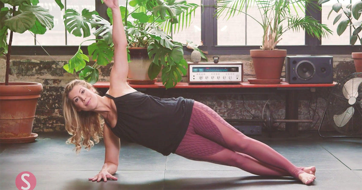 7 Pilates Abs Exercises for Expecting Moms