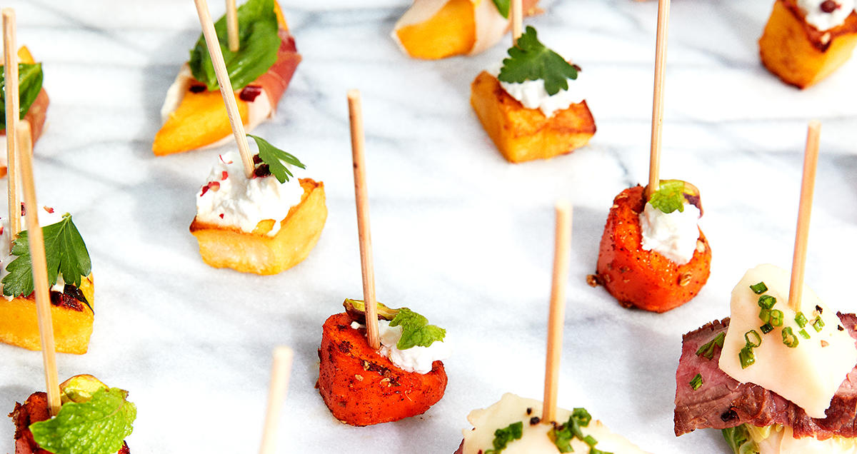 5 Easy Appetizer Skewers to Serve at Your Next Holiday Party