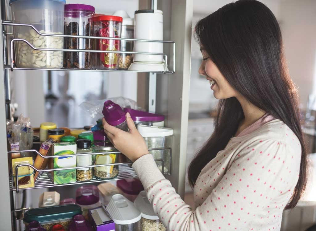 7 Ways To Reorganize Your Pantry To Lose Weight