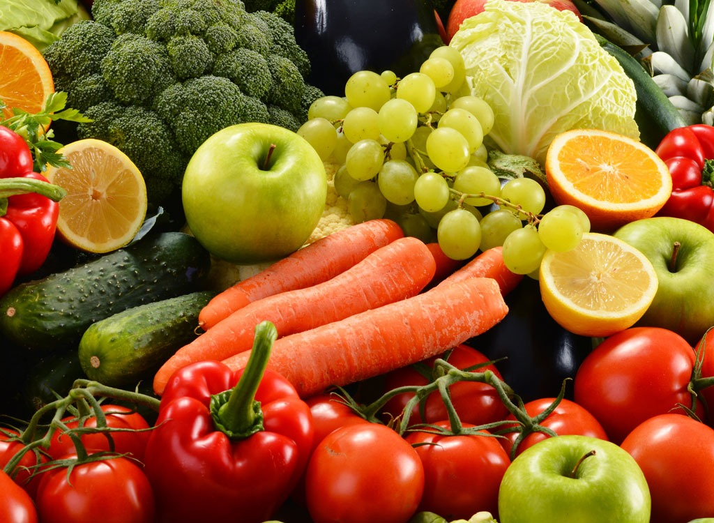 20 Most Filling Fruits and Veggies—Ranked!
