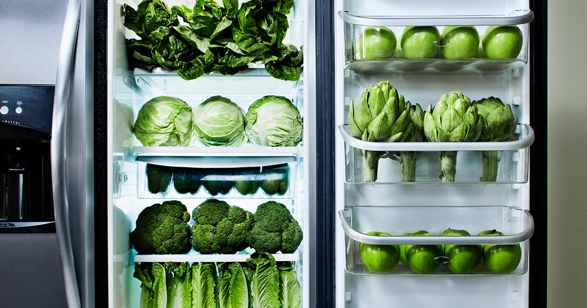 How the Simple Act of Reorganizing My Fridge Changed the Way I Eat