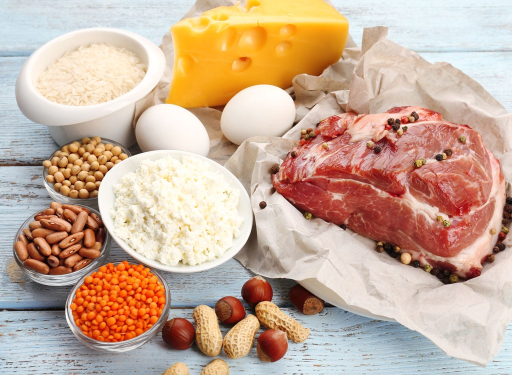 This Is The Maximum Amount Of Protein You Should Eat A Day - IG60