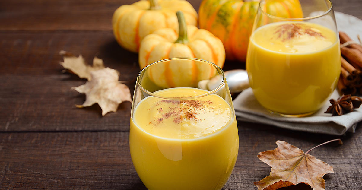 This Butternut Squash Smoothie Will Give You All the Fall Feels