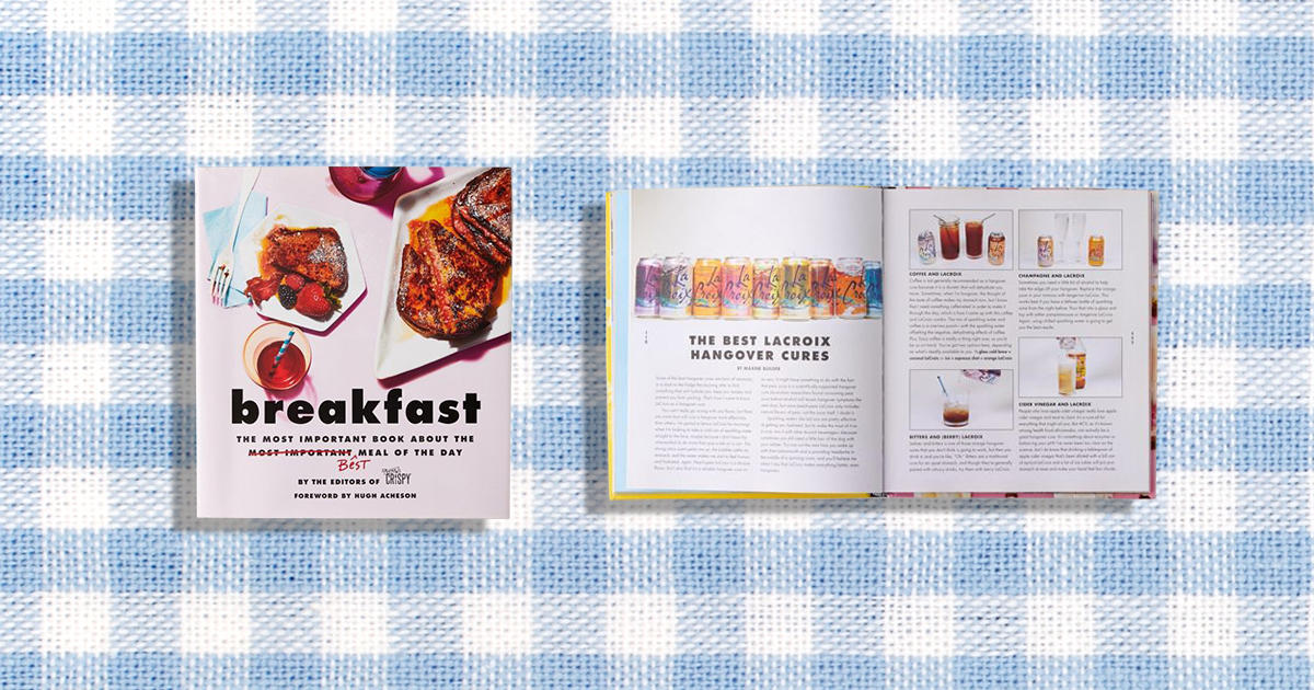 The Exact Right Gift for That Friend Who's Obsessed with Breakfast Food