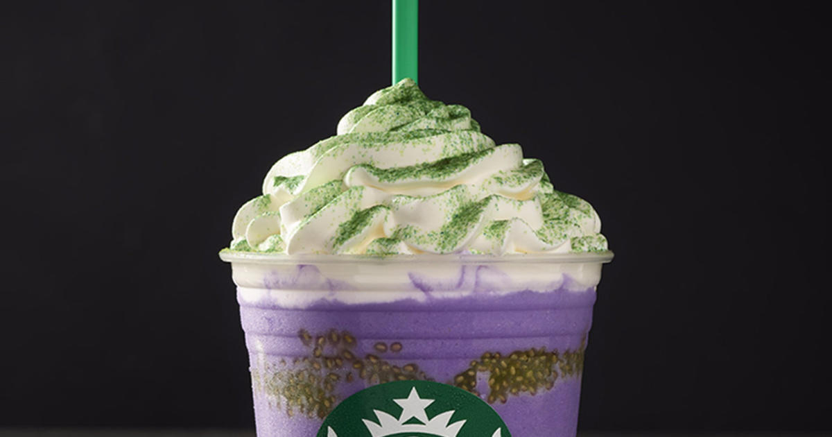 Starbucks Drops a Spooky New Frappuccino Just In Time for Halloween