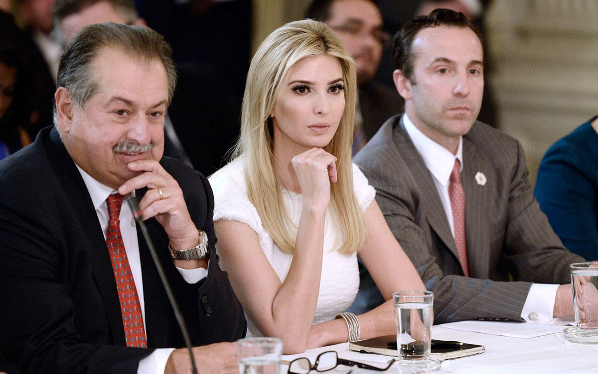 Can People Please Stop Getting Plastic Surgery to Look Like Ivanka Trump?
