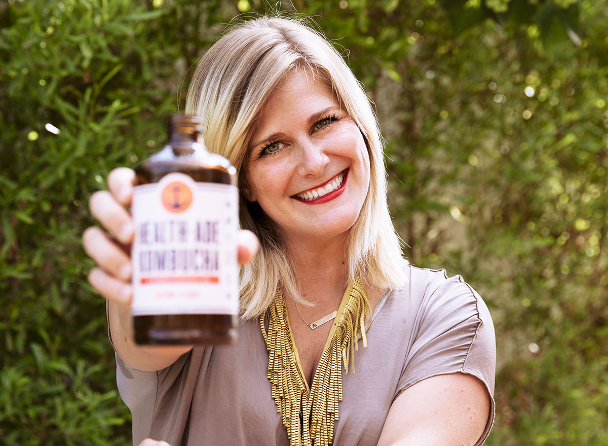 A Day in the Life: What the CEO of Health-Ade Kombucha Eats