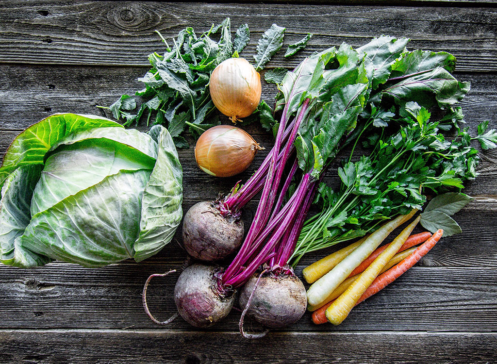 You'll Never Believe What America's Favorite Vegetable Is