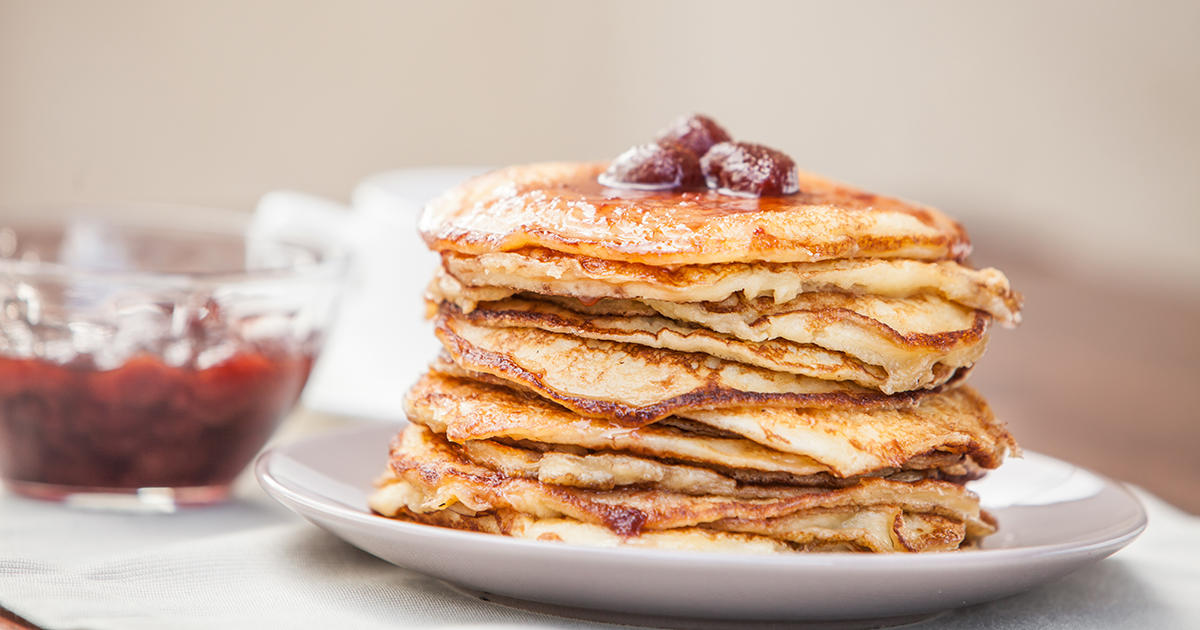 The Best Protein Pancakes You'll Ever Make