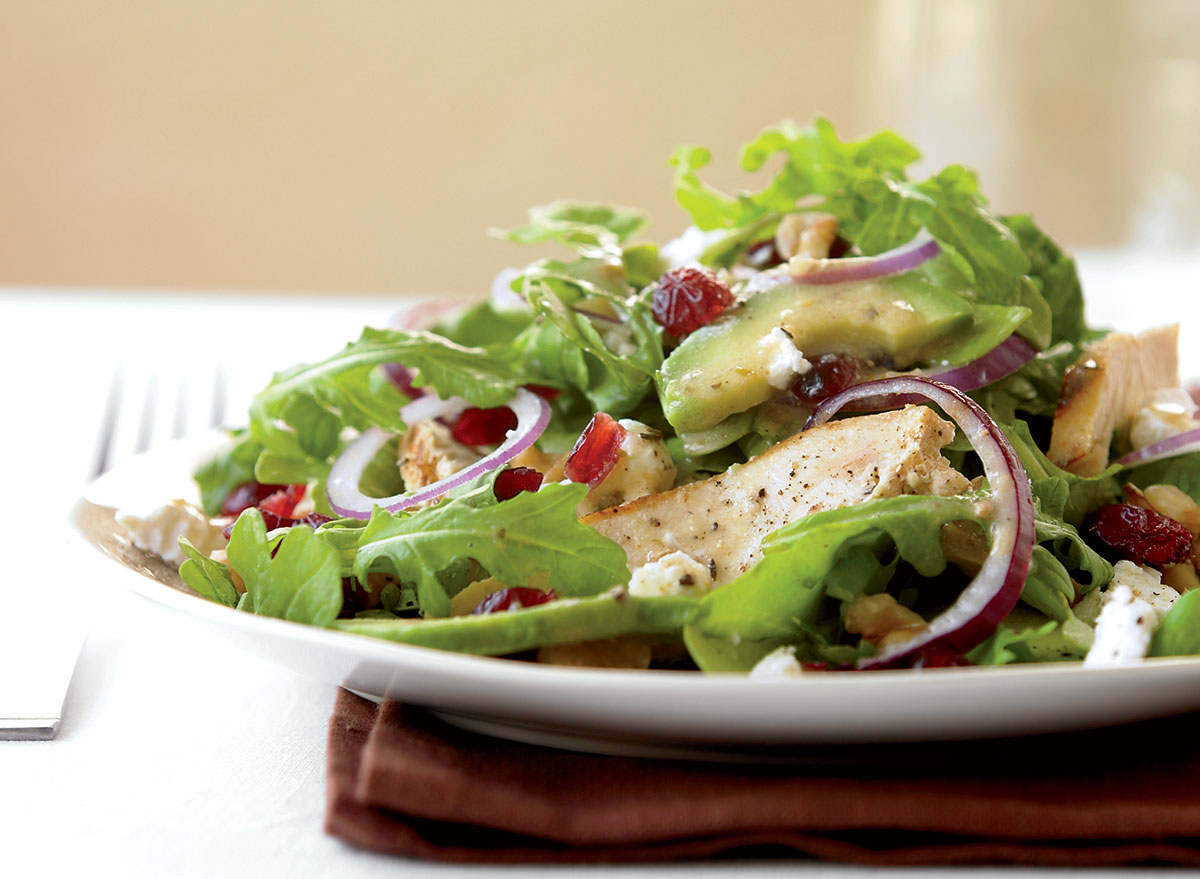 The Ultimate Grilled Chicken and Avocado Salad Recipe