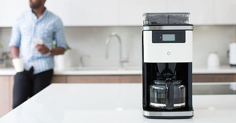 This Super-Smart Coffee Machine Will Have You Waking Up to a Fresh Brew Every Day
