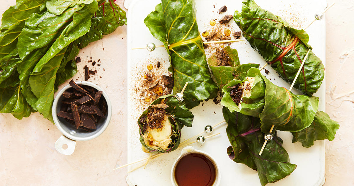 These Chocolate, Peanut Butter, and Banana Wraps Are Snack Game-Changers