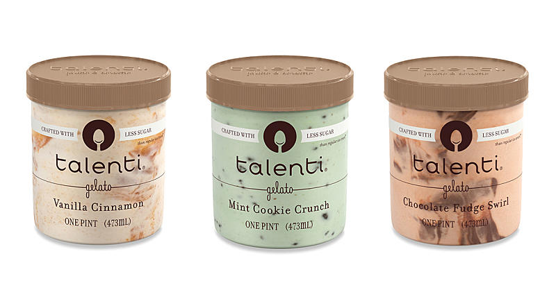 Talenti Launches New Ice Cream Flavors Lower In Calories and Sugar