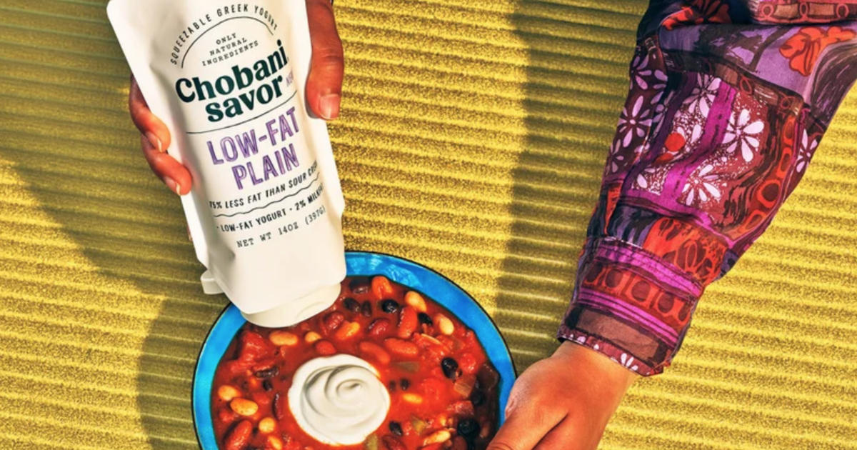 This New Squeezable Chobani Product Lets You Use Yogurt as a Condiment