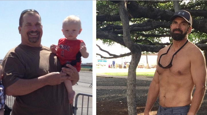 This 55-Year-Old Lost 105 Pounds By Making This One Change