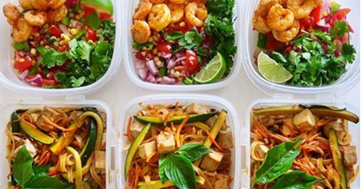 Healthy Meal Prep Hacks When You're Cooking for One