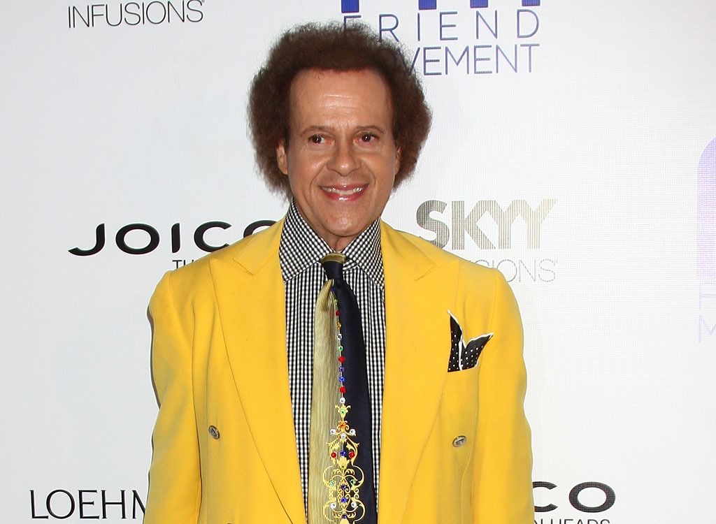 20 Best Weight Loss Tips from Richard Simmons