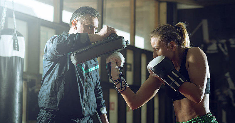 The Kickboxing Workout That Will Have You Pouring Sweat