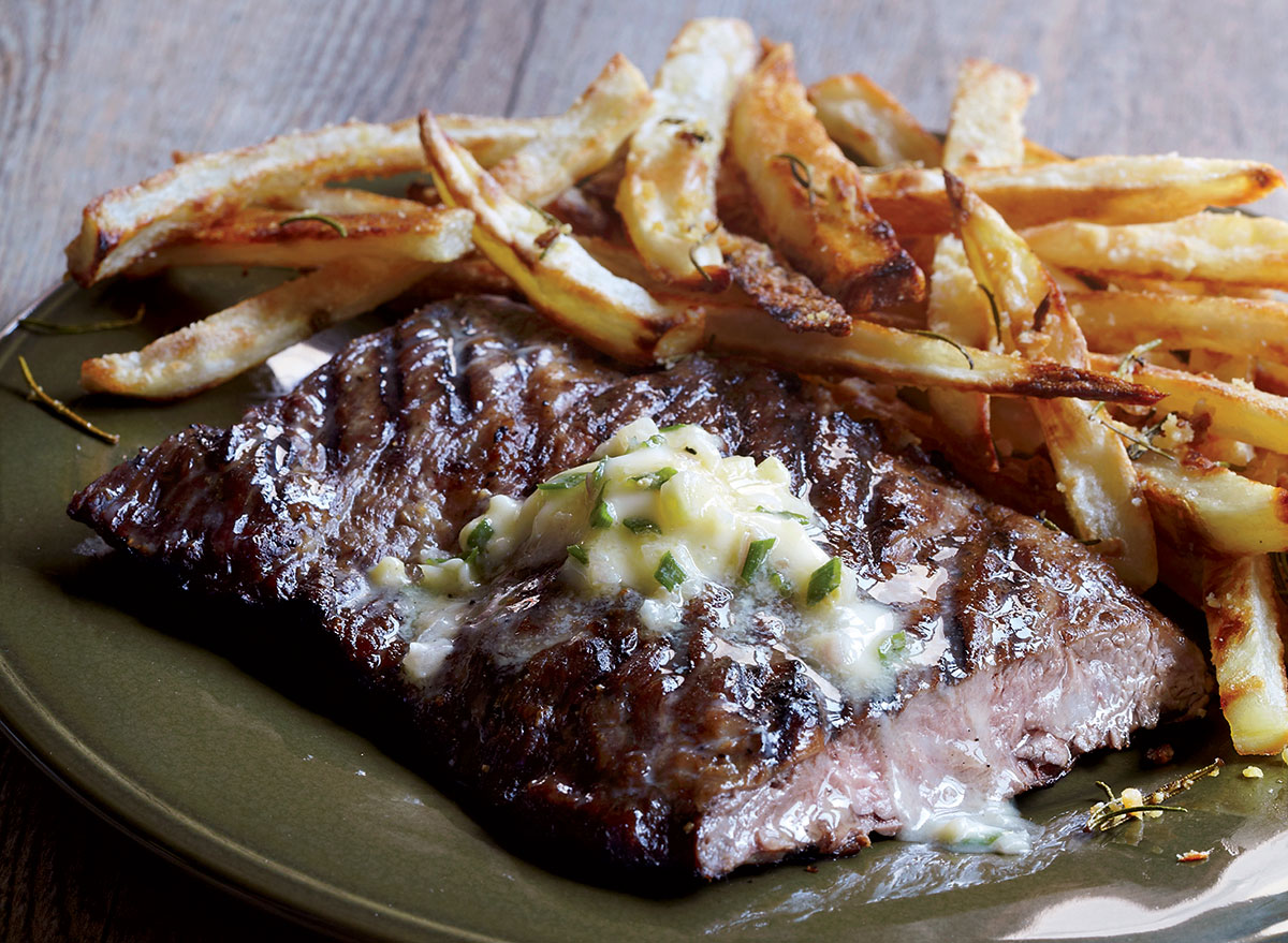 A Classic Steak Frites Recipe