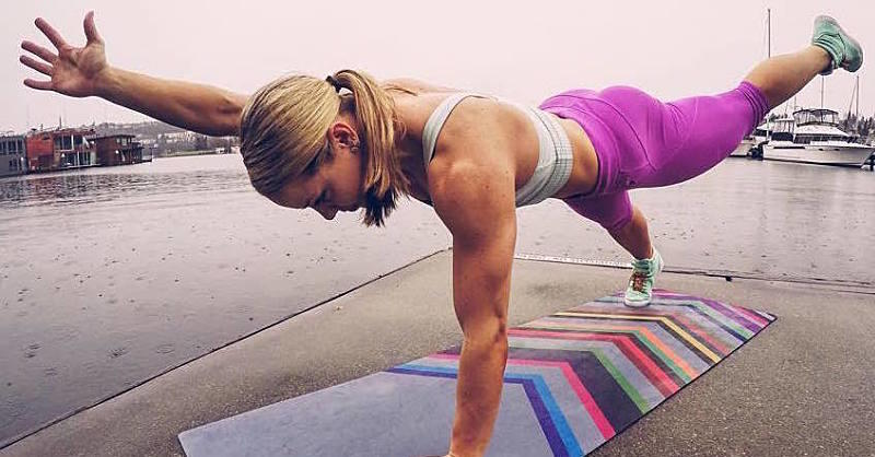 Push, Punch, and Plank Your Way to a Stronger Body In Just 4 Minutes