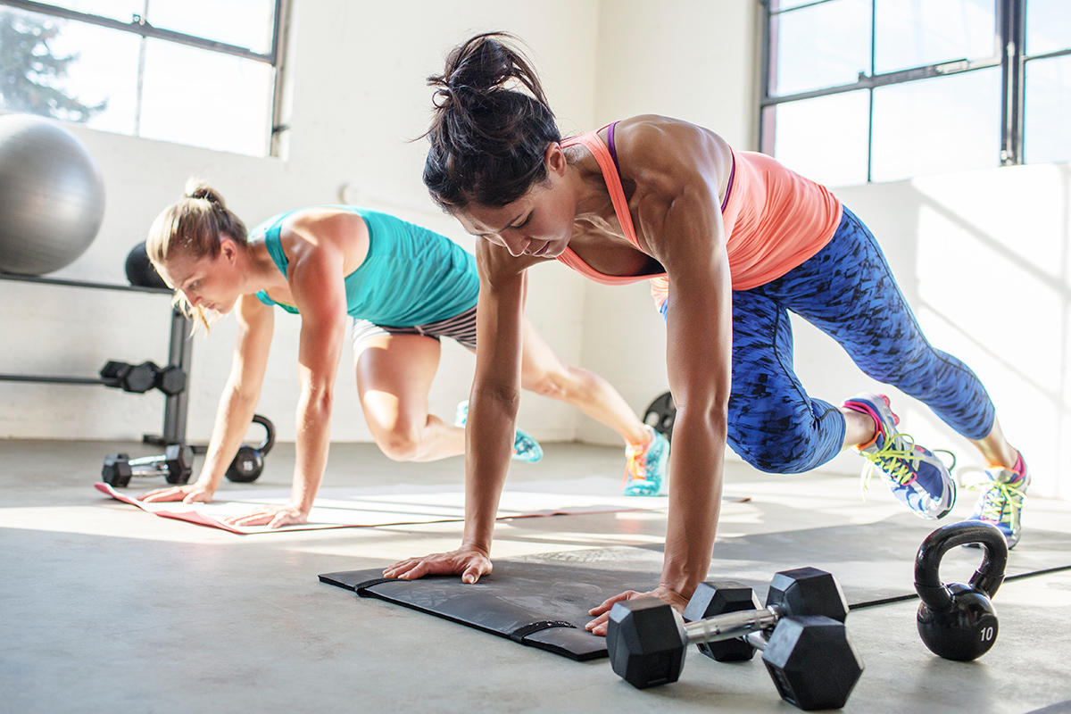 The 30-Minute HIIT Workout to Beat Your Winter Slump