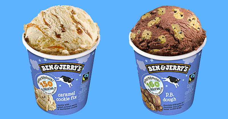 Move Over, Halo Top—Ben & Jerry's Has a New Line of Healthy Ice Cream