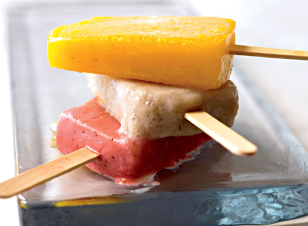 Fruit-Packed Mexican Paleta Recipe
