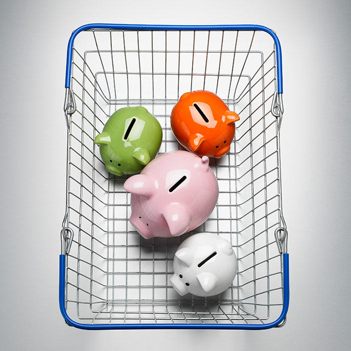 6 Ways to Save Money On (and Stop Wasting!) Groceries